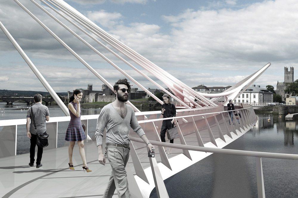 Limerick City Footbridge