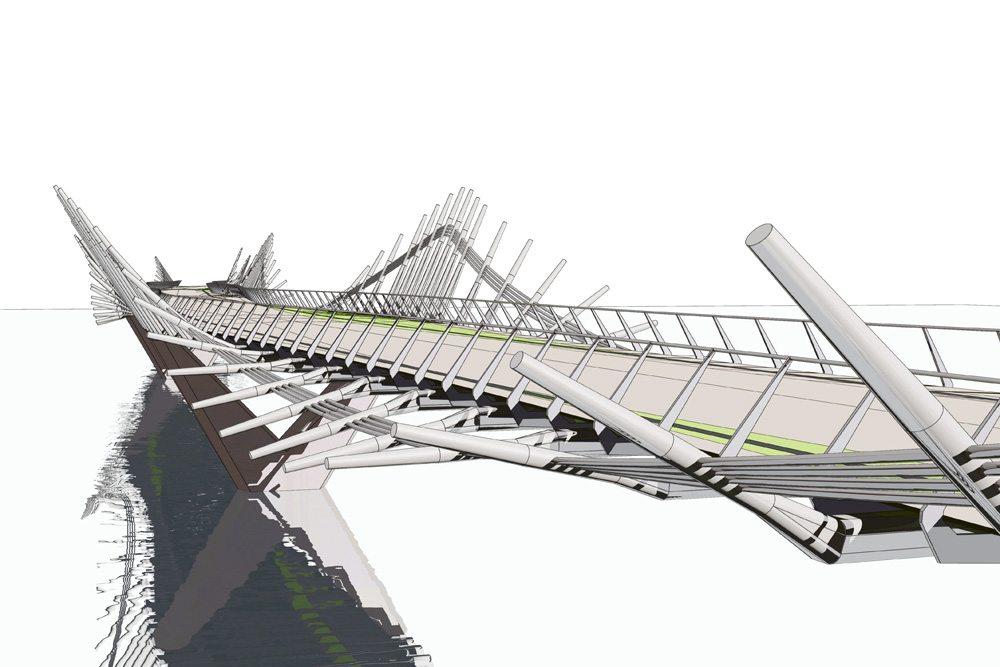 Swan River Footbridge