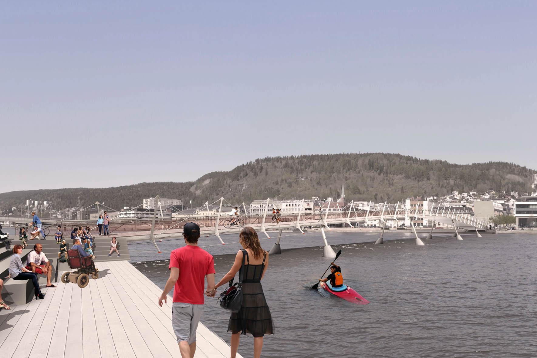 Drammen Bridges