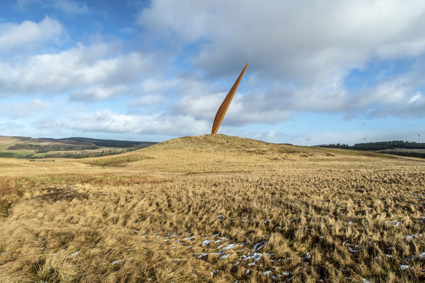 Elizabeth Landmark Hill Sculpture