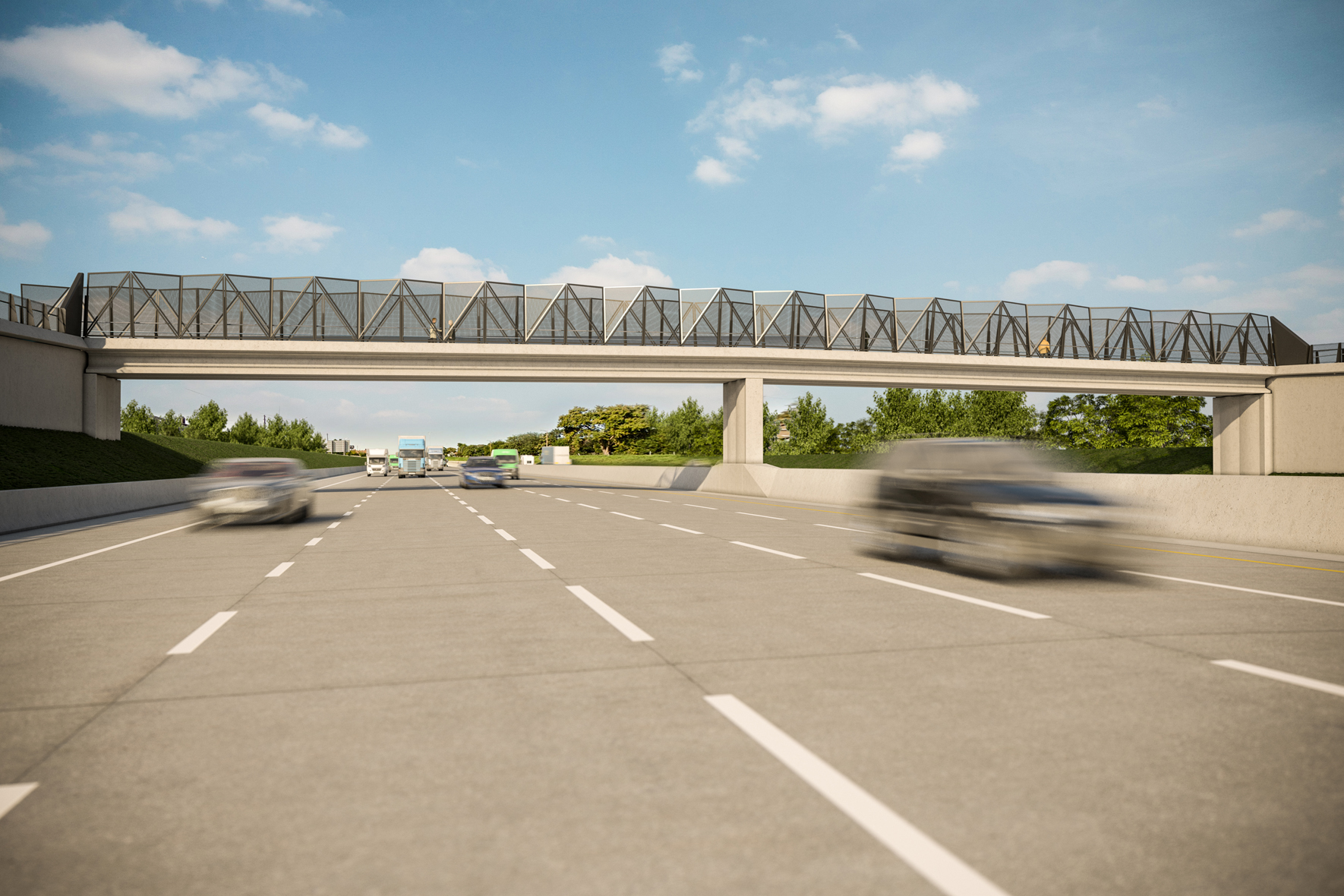 I-75 Overpasses