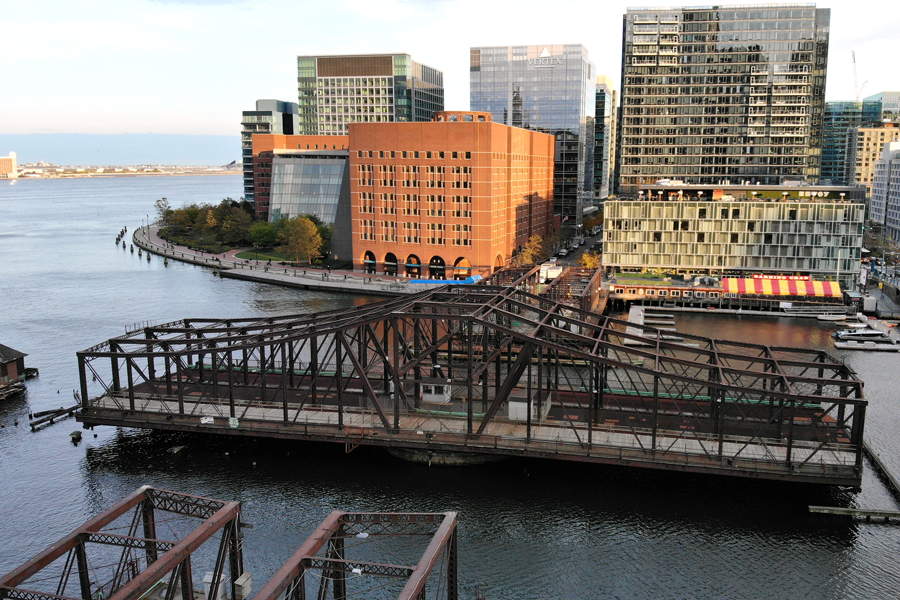 Northern Avenue Bridge Replacement